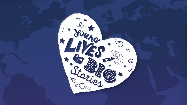 Young Lives Big Stories - Contest 2018